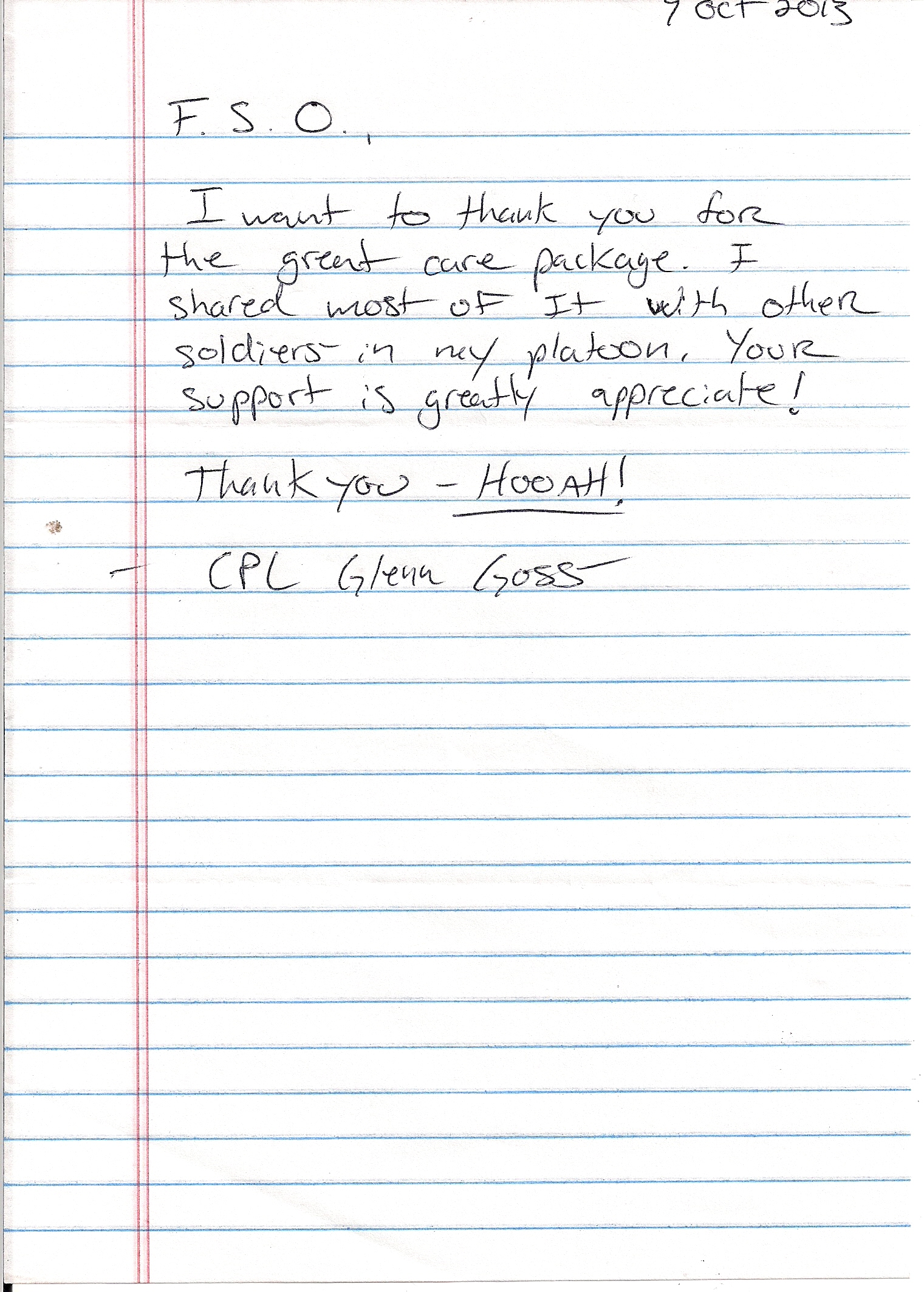 thank you letters to veterans anuvrat info iers speak forgotten iers outreach
