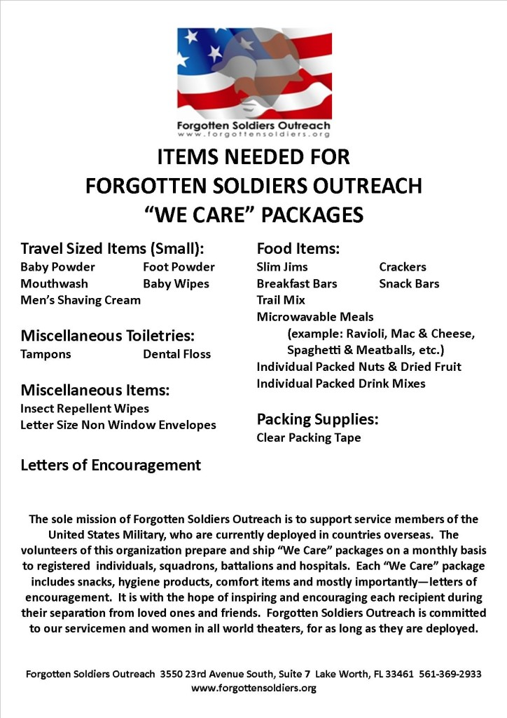 list of needed items 020416 rev